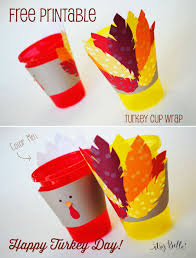 thanksgiving cup kids party ideas stationery diy and playful things itsy belle