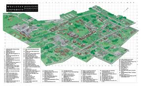 Western Michigan University Campus Map by Events Thoughts From Acui Region Viii Page 3