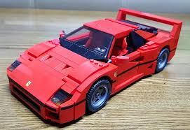 lego ferrari enzo images tagged with legof40 on instagram