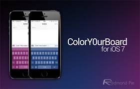 themes color keyboard how to change ios 7 keyboard to any color of your choice redmond pie