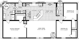 large floor plans amazing floor plans of mobile homes new home plans design