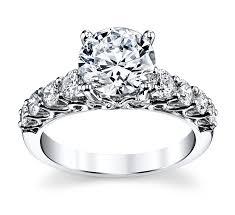 chagne diamond engagement ring carat diamond trio matching wedding ring set white gold engagement