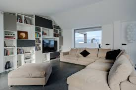 Family Room Cool Bookcases Ideas Furniture Cool Modern Bookcase Which Rewarding To Decorate Your