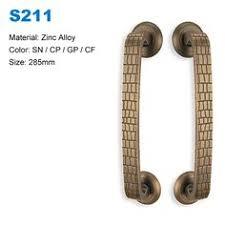 recessed pull handle door handle closet handle closet door handle