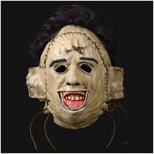 Texas Chainsaw Halloween Costumes Texas Chainsaw Massacre Leatherface 1974 Mask Pre Order