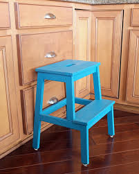 kitchen helper stool ikea bekvam spray paint colors and kitchen