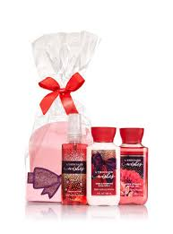 a thousand wishes a thousand wishes mini scents sparkle gift set bath works