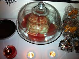 Halloween Brain Cake by Halloween Party Delilah U0027s Party