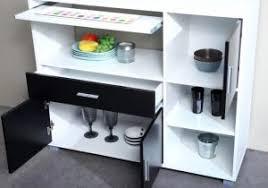 buffet de cuisine moderne best salle a manger complete blanc laque but ideas amazing house con
