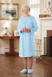 elderly nightgowns so soft open back nightgown buck buck
