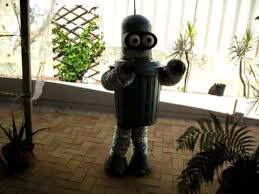 Bender Halloween Costume Halloween Bender Costume