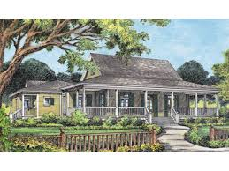 old farmhouse plans with wrap around porches single story ranch