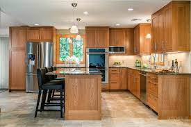 custom cherry kitchen in guilford ct the kitchen company