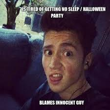 Halloween Party Meme - meme generator is tired of getting no sleep halloween party