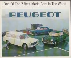 peugeot made in one of the 7 best made in the world peugeot 404 u0026 403 sales