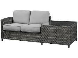 Zing Patio Beachcraft Outdoor Patio Lorca Collection Lorca Sectional Zing