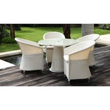 Skyline Design Chester Round Dining Table Set Buy Online At LuxDeco - Skyline outdoor furniture