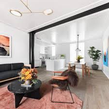 Interior Design Brooklyn by Brooklyn Apartment Gets Chic Interior Design By Local Studio
