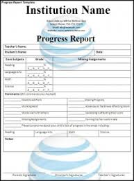 academic progress report template employee progress report template lighsandmykam30 s soup