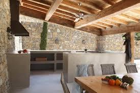 banc beton cire cuisines d u0027extérieur en béton ciré marius aurenti buitenkeuken