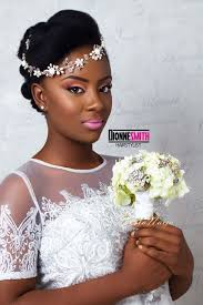 bella naija bridal hair styles dionne smith natural hair bridal inspiration natural hair bridal