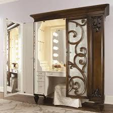Jessica Mcclintock Home Decor Jessica Mcclintock Home Couture Dressing Armoire Stool Set Furniture