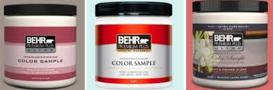 home depot 50 off behr paint samples and free shipping prices