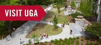 Uga Campus Map Visit Uga