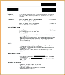 how to write a resume with no work experience exle resume with no experience new resume sles for students with
