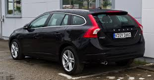 volvo v6 file volvo v60 d4 summum facelift u2013 heckansicht 18 august 2013