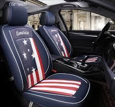 audi a6 b8 aliexpress com buy unique design flag pattern pu leather car
