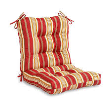 Outdoor Chairs Cushions Remarkable High Back Outdoor Chair Cushions Sale 26 In Desk Chairs