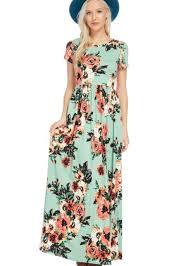 floral maxi dress mint floral maxi dress modli