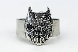 batman engagement rings made batman and villian comic book ring by rock my