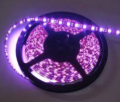 ribbon lights hot pink led flex strips water resistant led lights 5050