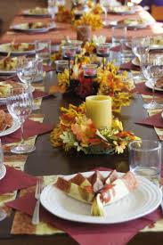 fresh thanksgiving tablescapes 2012 12531