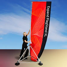 Flag Stands Outdoor Expand Flagstand Xl Banner Stand