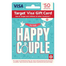gift cards with no fees visa happy gift card 50 5 fee target