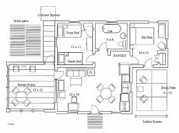 floor plans with dimensions house plan lovely farnsworth house plan dimensions farnsworth