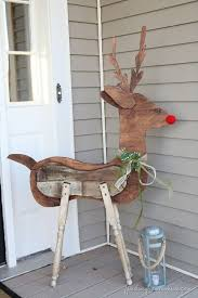 Christmas Reindeer Decoration Ideas by 137 Best Red Neck Christmas Images On Pinterest Christmas Ideas