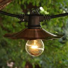 outdoor bulb string lights exploit outdoor bulb string lights 35 ft european cafe light copper
