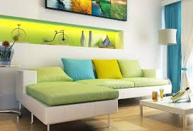color combination for green combination of the green color in the interior