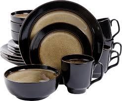 mint pantry stoneware 16 dinnerware set service for 4