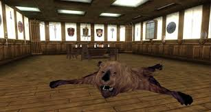 bear skin rug items everquest zam