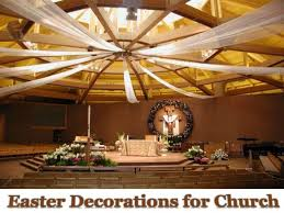 easter religious decorations 8 best happy easter church decor diy images on happy