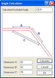 Interior Angles Calculator How To Calculate Unknown Wall Angle