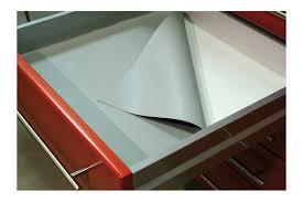tapis pour cuisine tapis antidérapant recoupable fond de tiroir accessoires de cuisines