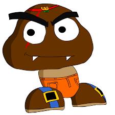 tony goomba friend mario bros asylusgoji91 deviantart