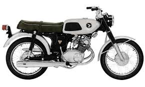 1967 honda ss125 electrical wiring diagram binatani com cafe