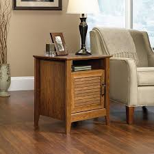 sauder coffee and end tables sauder end table milled cherry home furnishings pinterest
